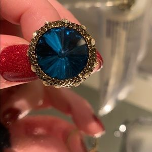 Ornate fashion ring (never worn)